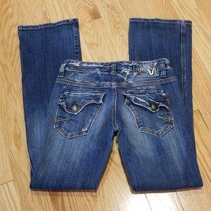 Vigoss Studio Boot Cut Jeans